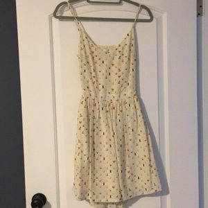 Joie hudetta bee dress xs